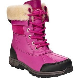 UGG💞Butte II snow Winter boots Sz 1